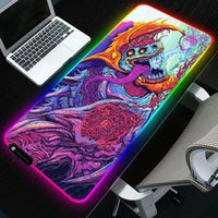 Sovawin 800x300 Big Large LED RGB Lighting Gaming Mousepad X...