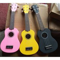 21 inch uicker in volledige basswood kleur beginners student lesgeven ukelele kinderen kleine gitaar muziekinstrumenten