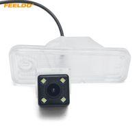 Feeldo車のバックアップリアビューCCDカメラ、ニューサンタフェIX45駐車場逆カメラ#2755