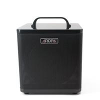 Высокое качество Aroma AG-40A 40W Акустическая гитара Цифровой усилитель AMP Audio Speaker Box Встроенный тюнер с манометром аудио кабель питания ADAPTE