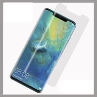 Doux PET 3D Protecteur D'écran Couverture Complète Couvercle Clair Pour Huawei Compagnon 20 Compagnon 10 Compagnon Pro 10 p30 Plus Un Plus 7 Pro 500 Pcs