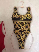أزياء فاخرة تصميم أعلى جودة المرأة شاطئ مجموعة واحدة بيكيني ملابس داخلية ملابس النساء ملابس السباحة مثير الاستحمام الدعاوى المايوه مثير