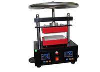 Neueste Typ Kolophonium Preßmaschine PURE ELECTRIC manuelle Doppelwärmeplatten rosin Wärmepressmaschine mit einem LCD-Panel, kein Luftkompressor benötigt