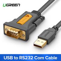 USB naar RS232 COM-poort Seriële PDA 9 DB9 PIN-kabeladapter Prolific PL2303 voor Windows 7 8.1 XP Vista Mac OS USB RS232 COM