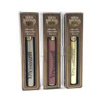 Самые горячие латунные костяшки тележки Vape батарея 650mAh 900mah переменная напряжение предварительно нагрева E-сигарета для 510 резьбовый масляный картридж