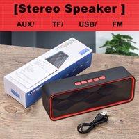 Iphone Akıllı telefon ve Tablet PC için LOUD Bluetooth USB Flash FM Radyo Stereo Bass MİNİ Kablosuz Taşınabilir Hoparlör MP3 Müzik Çalar