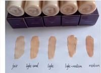 Top-Qualität Form Band Contour Concealer 5 Farben Messe Light Light Medium Medium Light Sand 10ml flüssige Grundlage vorrätig Dropshipping