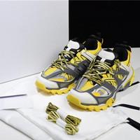 أحدث إصدار 3 تيس غوما Maille تريك أحذية للرجال والنساء تيس غوما Maille الركض أحذية الموضة المسار