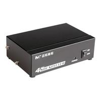 Articolo caldo Nessuna compressione nessuna distorsione audio SDI video splitter 3G HD 1080P 1x4 1 ingresso 4 uscite 4 porta video SDI splitter