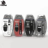 Yeni ürün 650 mAh Ön Isıtma Batarya 650VV METRIX Değişken Gerilim 3.4 V ~ 4 V CE3 Vape Kalem 510 Iplik Vape İnce Vape Kartuşları Için DHL