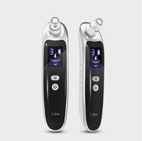LED Multimod siyah nokta Remover Enstrüman Yüz Cilt Bakımı akne siyah Kaldırma Emme gözenek USB Temizleyici makinesi