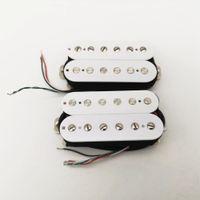 Chitarra elettrica di alta qualità RRAE Pickups Alnico5 Humbucker Pickups bianco 4C Chitarra Pickup fatto in Corea