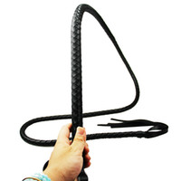 Long bdsm Whip bondage erotic riding horse crop hunting Feti...