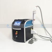 PicoSecond Laser Tattoo Suppression Q Switch ND YAG Pico Pigmentation Remover Machine Beauté Spot sombre Supprimer Équipement