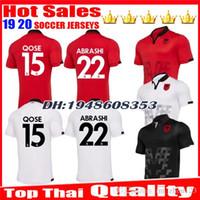 b0a6d00ff80 ... Albania Away HYSAJ ABAZAJ GREZDA Soccer Shirts Third Short sleeve national  team football uniform. US  11.48   Piece. New Arrival
