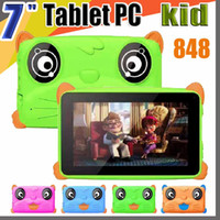 "848 DHL HOT Kids Brand Tablet PC 7"" 7 inch Quad Core ch..."
