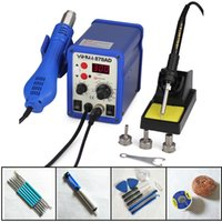 ESD Hot Air Gun Soldering Station Welding Solder Iron YIHUA ...