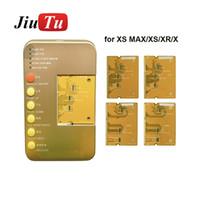 Ücretsiz Kargo LCD Test Aracı iphone X XS XR XS iPhone Için Max Telefon Ekran Test Gerek Anne Kurulu