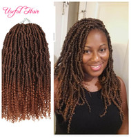 Bomb twist braiding hair Spring Twists Synthetic Bomb Twist ...