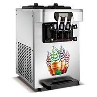 Kommerzielle hochwertiger 18-22L / H Taylor Softeis-Maschine Edelstahl-Eis-Hersteller zu niedrigen Preisen verkauft