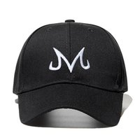 2020 new High Quality Brand Majin Buu Snapback Cap Cotton Ba...