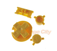 Plastic Colorful Buttons Keypads for Gameboy Color Buttons f...