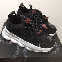 Chain Reaction Sneakers Males Mens Designer Shoes Females Wo...