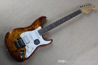 Wholesale custom body Stratocaster Chrome Tremolo Floyd Rose...