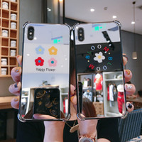 Best selling 2019 glass mirror Apple X mobile phone case for...
