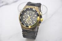 새로운 프랑스어 브랜드 고품질 시계 다기능 석영 야외 스포츠 마린 버전 남여 실리콘 시계를 들어 Dropshipping를