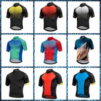 MAVIC verano hombres Quick Dry Cycling mangas cortas jersey transpirable pro Racing Outdoor Sports wear entrega gratuita 52814