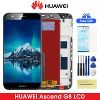 5. 5' ' G8 Lcd Display For Huawei LCD With Touch Scr...
