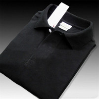 Erkek Tasarımcı Polo T Shirt Erkekler Polo Homme Yaz Polo Yaka Gömlek Nakış Polos T Gömlek High Street Trend Gömlek En Tee XS-4XL 22colors