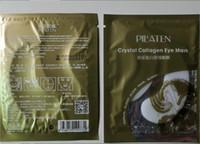 En gros 2000 PCS PILATEN Cristal Collagène Masque Pour Les Yeux vente chaude Anti-poches. Cercle Noir Anti-rides humidité Pour Soins Des Yeux Livraison gratuite