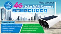 السلطة 1080P 4G الشمسية شبكة CCTV IP لاسلكية للماء في الهواء الطلق المنزل 4G بطارية الكاميرا لا تشمل