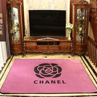Hot Sale Flower Style Home Furnishing Bedroom Carpet Front D...