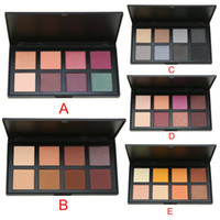12 Color Wet Eye Shadow Powder Makeup Palette Shimmer EyeSha...