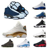 Basketbol Ayakkabıları 13 13 s Sneakers Eğitmenler çalışan Chicago 3 M GS Hiper Kraliyet Bordo DMP Buğday Zeytin Fildişi eksikliği Erkekler Spor Ayakkabı Boyutu 8-13
