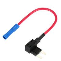 Ajouter un fusible de circuit Tap Piggy-back Micro Fuse Holder APS ATT Mini Low Profile