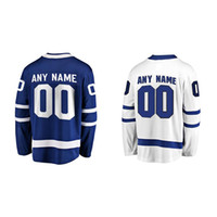 f58fd6e8008 Mens Toronto Maple Leafs Custom Nazem Kadri John Tavares Auston Matthews  Frederik Andersen Mitchell Marner Patrick Marleau Hockey Jersey