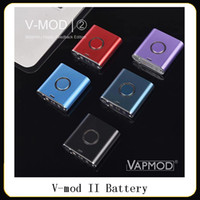Authentic Vapmod V- mod II Battery Kit 900mAh Preheat Adjusta...