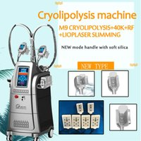 4 Cryo Handles fat freezing Multifunction Slimming Machine C...