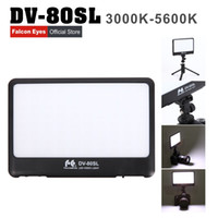 FalconEyes DV- 80SL 15W Portable Super Slim LED Fill LIGHT Ad...
