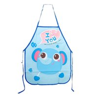 Kids Chef Apron Sets Child Cooking Painting Waterproof Child...
