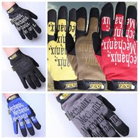 7 Colors Cycling Gloves Outdoor Protect MTB Bike Glove Breat...
