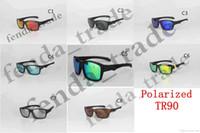 2018 novos homens mulheres óculos de sol ao ar livre esporte tr90 óculos de sol polarizados sunmmer estilo sol vidro superior qualidade MOQ = 5