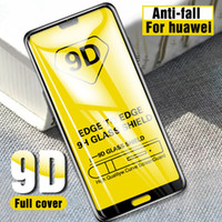 Screen protector For Huawei enjoys all color covered tempera...