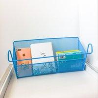 Inicio Uso de la cabecera Cesta colgante de Estudiantes compartida cesta del almacenaje de las misceláneas de noche cesta de baño cestas de la cocina para guardar DH1140 T03