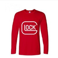 fashion Men' s Tshirt Glocks T Shirt 100% Cotton Unique ...
