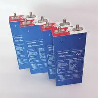 3.2V 180AH LiFePO4 Batteriepack für 12v 24v 48v Backup-Power-Bank Solar-Panel-Energie Portable mit Anschlussplatte